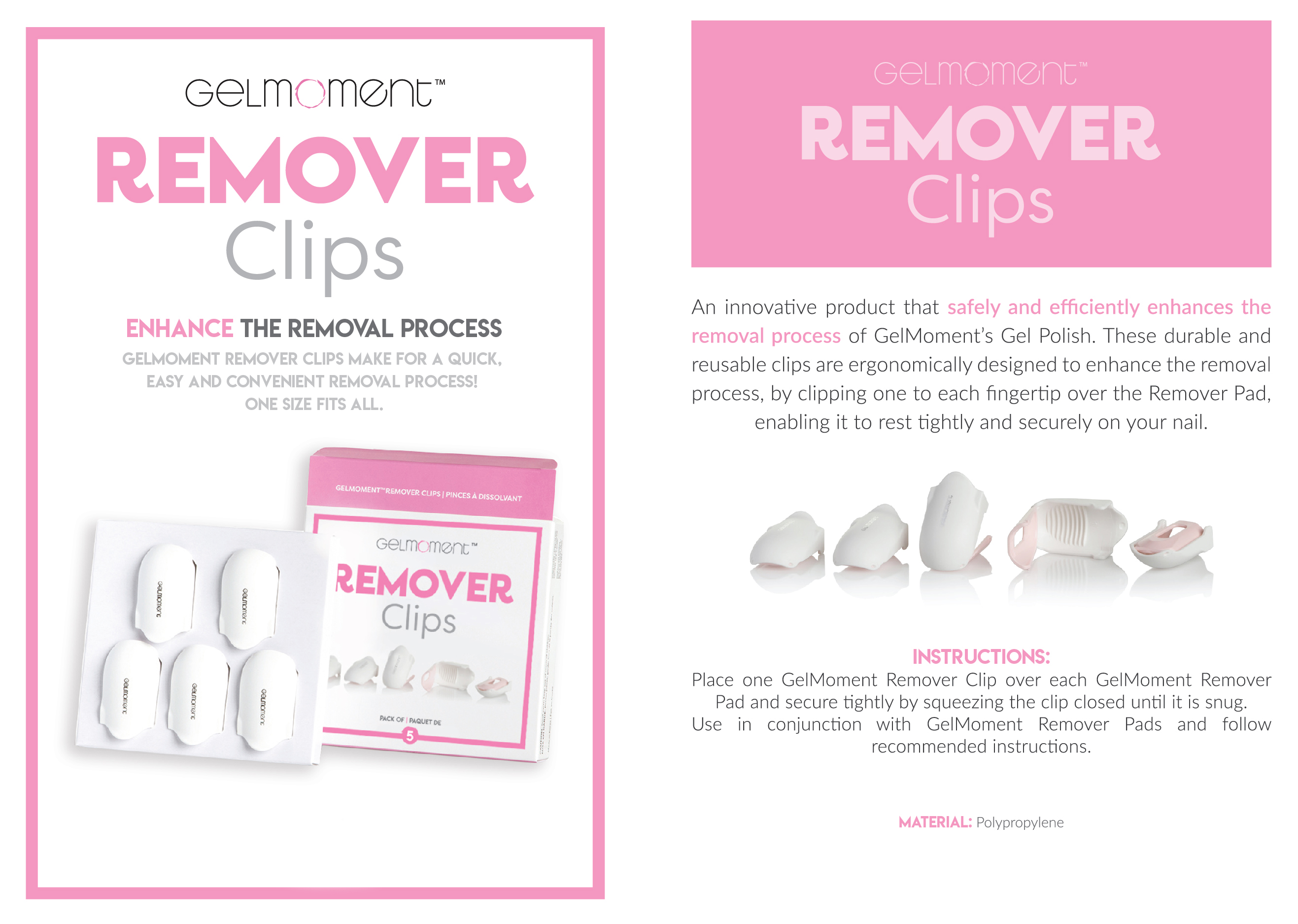 remover clips